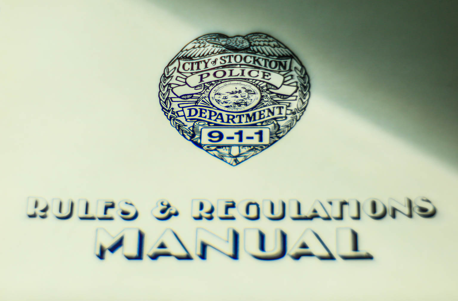 Rules and regulations manual cover