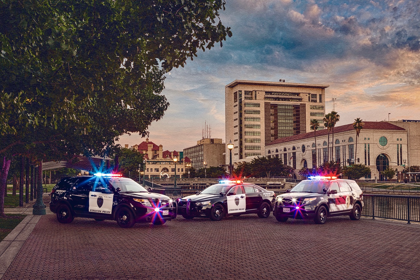 Welcome to the Stockton Police Department homepage