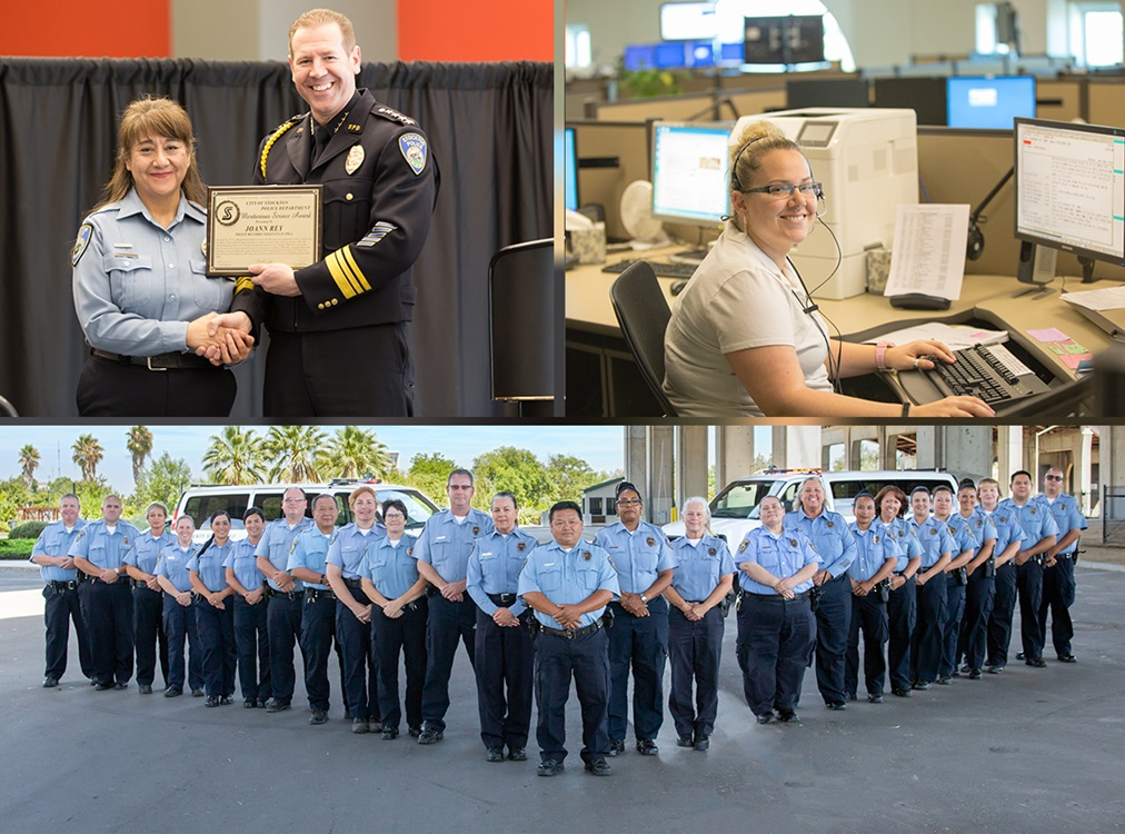 Stockton Police Civilian Employees