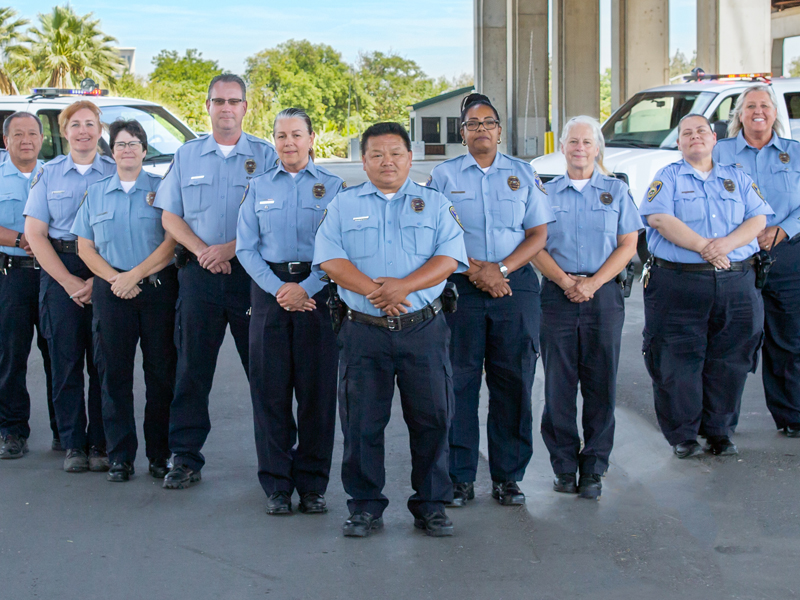 Stockton Police Community Service Officers photo