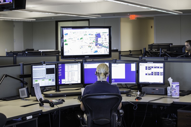 SPD Dispatch Center