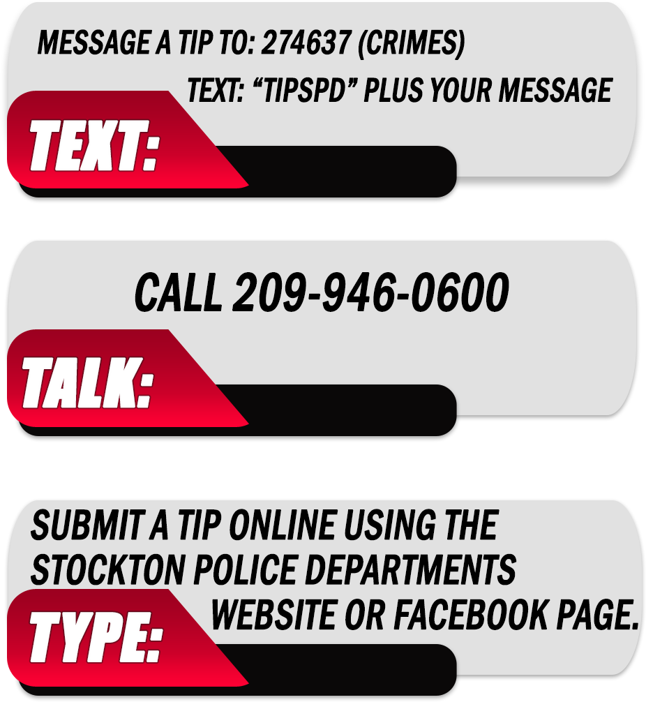 Text Talk or Type Crime tips logo