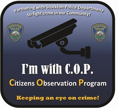 Citizens Observation Program logo
