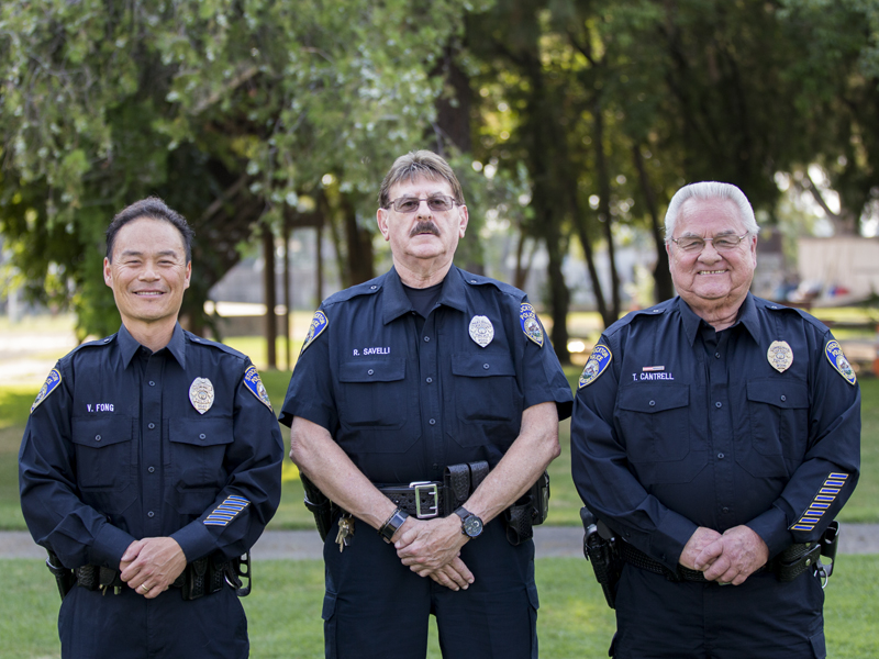 Stockton Police Reserve Officers Program